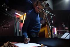 Felipe Cabrera Cardenas,  Contrebasse (johann walter bantz) Tags: musician music color 35mm nikon live jazz 93 repeat banlieue pantin dynamo contrebasse acousticbass nikond4s felipecabreracardenas
