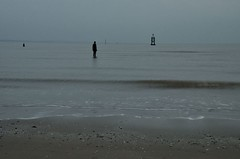 2016 04 15 015 Crosby Beach (Mark Baker, photoboxgallery.com/markbaker) Tags: uk england men beach dawn coast photo spring iron europe european baker place britain mark united union great eu kingdom indoor cast photograph gb april another sir antony gormley crosby merseyside sefton 2016 picsmark