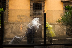 #6 (DanRedrup) Tags: street streetphotography colour candid people public rome roma fuji x100s