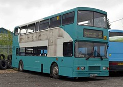 Sun Fun R839OVN (MCW1987) Tags: volvo north east r alexander stagecoach olympian stagecarriage