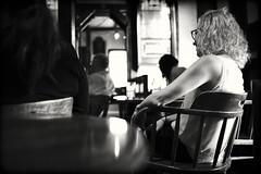 SARA AMELIA SNELLING ~ POET RX07031 (Cyclops Optic) Tags: bw poetry omaha poets imaginarygardens