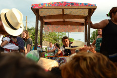 Untitled (moke076) Tags: street light vacation portrait people girl saint bike festival mexico person kid nikon waiting colorful child natural farmers random watching group hats crow isidro roo patron quintanaroo quintana solferino isadore trici d7000 patronsaintoffarmers