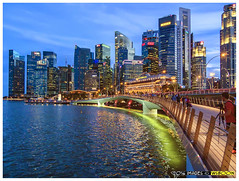 Blue Hour @ Singapore Marina Bay (wsboon) Tags: city travel cruise light sky holiday color tourism water architecture clouds composition buildings relax corporate design photo google search singapore asia exposure cityscape view nocturnal skyscrapers heart perspective visit tourist calm explore photograph land destination serene cbd bluehour pimp nocturne dri singapura centralbusinessdistrict blending singaporecityscape masteratwork uniquelysingapore singaporecity peopleculture olympusdigitalcamera singaporecruise singaporelandscape singaporemarinabay singaporetouristattractions lumixgvario14140f4058 olympusep5 nocommentsimplyperfectsingaporeview singaporefamouslandmarks