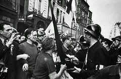 Members of the French Resistance during the liberation of the city  Paris, France (1944) [1639 x 1064] #HistoryPorn #history #retro http://ift.tt/1qRg1cL (Histolines) Tags: city paris france history french during x retro 1064 timeline liberation resistance 1944 members  1639 vinatage historyporn histolines httpifttt1qrg1cl