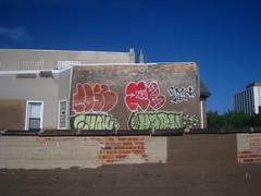 COSE & ZEB (Billy Danze.) Tags: chicago graffiti harp gia coser gunk zeb cmw cose rta harpo