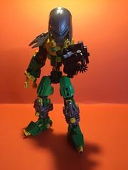 Kaon the Bounty Hunter (Toa Kaon) Tags: starwars lego transformers bionicle toa metalgear moc minecraft