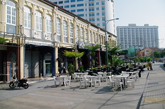 George Town, Malaysia (ARNAUD_Z_VOYAGE) Tags: world street city building heritage cars landscape island town george site asia action south capital unesco east national malaysia metropolis penang federal metropolitan territory