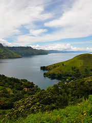 Tongging - Lake Toba (Drriss) Tags: travel nature sumatra indonesia landscape rainforest southeastasia jungle tropics laketoba volcaniclake natureplus tongging