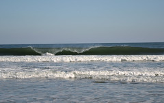 Tasty Swells on Thanksgiving Day (Sean Brunner) Tags: ocean blue green water rip wave curl swell