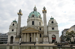 KarlsKirche Photo