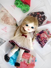 1061512558_2ca11ceb13_o (Cute mini doll~) Tags: white yellow lumi atelier haewon latidoll lati momoni