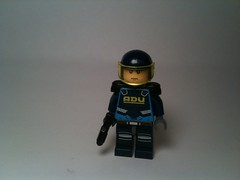 Sci-Fi faction leader (-{Peppersalt}-) Tags: army lego scifi faction peppersalt brickarms peppersalt212