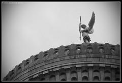 Angel (Basilique Nottre-Dame de Fourvière) (spacegolfer) Tags: angel de lyon notredame fourvière