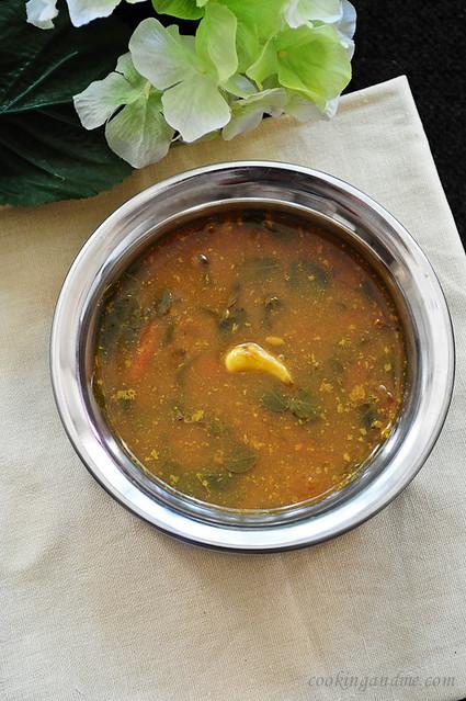 drumstick leaves rasam | muringayila rasam recipe