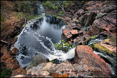 Ready To Jump (Mark-Cooper-Photography) Tags: park canon waterfall jump looking hamilton australia down grampians victoria falls southern national vic efs1022mm wannon 550d t2i nigretta eos550d markcooperphotography