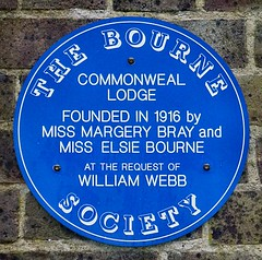 Photo of Blue plaque № 8304