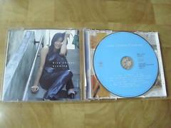 原裝絕版 1998年 6月10日 知念里奈 Rina Chinen Growing CD 原價  3059YEN 中古品 2