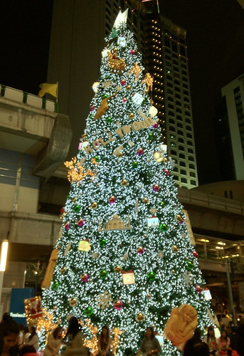 Xmas Tree in Bangkok