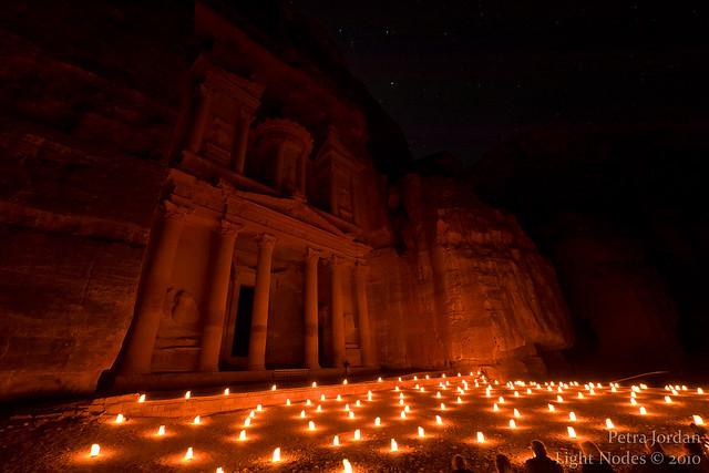 Petra, Jordan 2010