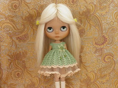 New dress with Petticoat