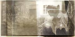 la fuite du temps (laboratoire de l'hydre) Tags: old city urban blackandwhite sculpture terrain collage architecture photoshop noiretblanc photomontage horloge temps paysage exploration vague enfant ville abandonned ancien dsert banlieue abstrait bande petters fantastique astronomie schuiten gravure imaginaire dessine cits obscures scenographie sheiten
