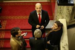 Predstavljanje nove Vlade RH (wwwvladahr) Tags: croatia government easterneurope onlinegovernment milanovic