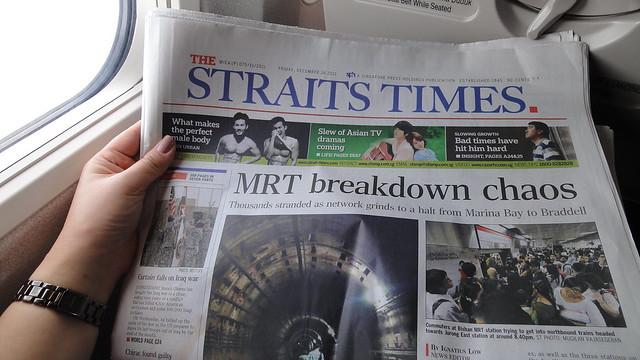 MRT BREAKDOWN Chaos