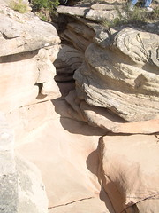sandstone (flickr gingr) Tags: sandstone texas jacksboro