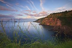 CORNER OF THE WORLD (ManButur PHOTOGRAPHY) Tags: ocean longexposure morning travel blue lig