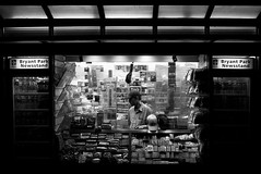 The Vendor (D.J. De La Vega) Tags: new leica york manhattan x1