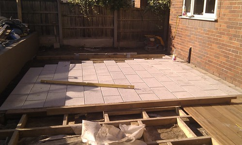 Macclesfield Landscaping. Tytherington.  Image 12