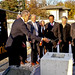Sealing the Foundation Stone of WIPO's New Building