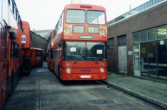 4763BN A763 NNA - Crook Street (Leyland Bus) Tags: buses manchester greater withdrawn gmt gmpte firstmanchester gmbuses northerncounties ncme leylandatlantean boltondepot an68 crookstreet