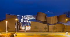 MARTa Herford #3 (antonsievert) Tags: longexposure 3 museum architecture canon germany frank eos sigma gehry adobe 7d marta anton 1020mm herford 1020 lightroom 10mm f456 sievert archdaily tonirk