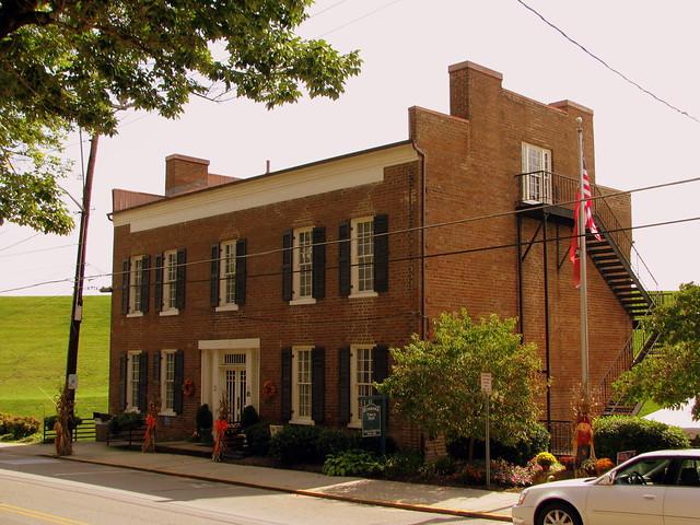 Hickman Tavern / Dandridge, TN Town Hall