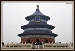 Templo del Cielo Pekin 32 (Manolo Quiles) Tags: china travel arquitectura nikon asia beijing viajes templo culturas paisajeurbano pekin religiones