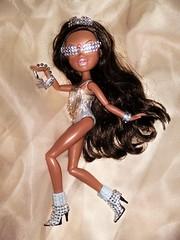 Yasmin's Back with a Bling! (Bratz Guy☆) Tags: girls party beauty fashion lady photography dolls dress lasvegas pop sasha yasmin fabulous mga brat gaga bratz roxxi rockangelz ladygaga bratzparty