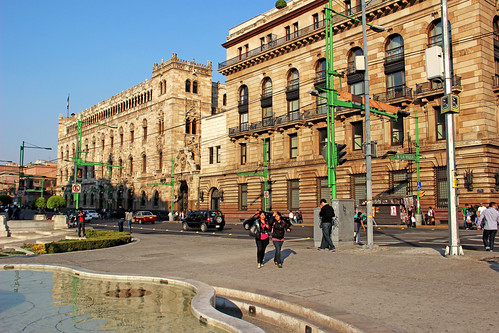 Bank of Mexico, Mexico City
