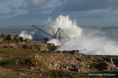 DSC00535 (Mark Coombes Photography) Tags: sea portland waves dorset rough
