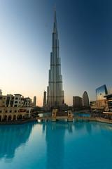 Burj Khalifa (Neha & Chittaranjan Desai) Tags: dubai khalifa burj