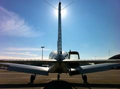 EC-IJV in LECU (LuisJouJR) Tags: aviones flighttraining