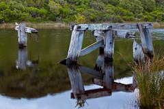 Albany - Un vieux ponton (Simon'jlc) Tags: jetty australia albany westernaustralia oldjetty perkinsbeach