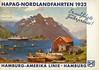 Northland Cruise brochure 1932 (Oldimages) Tags: voyage travel cruise 1932 steamship brochure couleur tourisme norvege hapag croisiere paquebot 19301940 hamburgamericanline hamburgamerikalinie nordlandfahrten