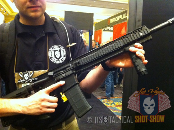 SHOT Show 2012 Day 2 Live Coverage 007