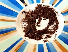 Lennon Tea (Digger Digger Dogstar) Tags: leaves john reading tea beatles lennon tasseography paredolia msh0112 msh011215