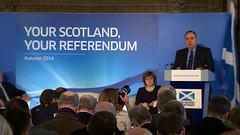 Referendum consultation - press conference