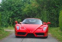 Enzo v2. (Matt-Hill) Tags: en club climb la anniversary hill ferrari bleu 200 enzo tribute dslr bugatti mph prescott vie 2012 maranello veyron v12 f60 owners supersports fiorano 2011 hypercar