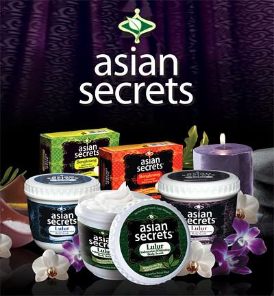 Asian Secrets Lulur Scrubs and Bengkoang Soaps