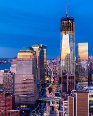 One World Trade Center January 2012 Construction Progress (RBudhu) Tags: nyc newyorkcity ny newyork skyline worldtradecenter financialdistrict twintowers wtc gothamist groundzero newyorknewyork lowermanhattan newyorkcityskyline freedomtower oneworldtradecenter wtcprogress oneworldtradecenterprogressshot
