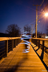 (Mike Miller II) Tags: light 3 mike night photography photo nikon long exposure miller nikkor lightroom collinsville d7000